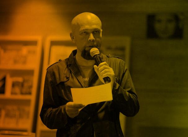 Dariusz Suska, fot. Republica Poetica kopia