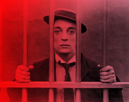The Goat, reż. Buster Keaton 1921 - materiały prasowe organizatora kopia